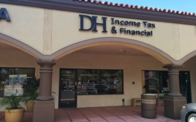 Dane Holdings Tax Service North Scottsdale Office