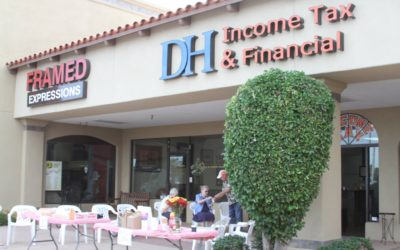 Dane Holdings Tax Service has a Sun City West Location located in the Sundome Plaza off of RH Johnson BLVD.