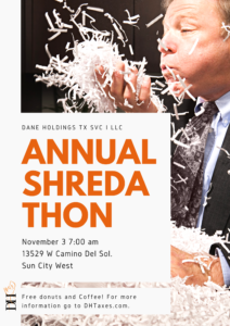 Annual-Shredathon-Sun-City-West